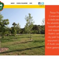 Past, Present, Pease: Celebrating 10 Years of Pease Park Conservancy
