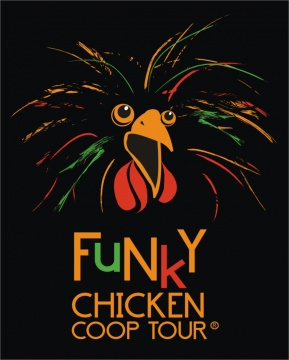 The Funky Chicken Coop Tour®