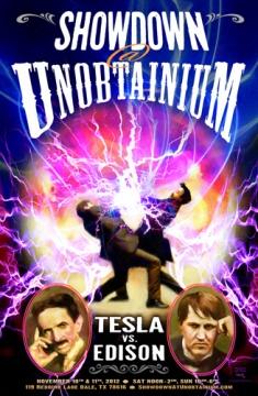 Showdown at Unobtainium 2012: Tesla Vs. Edison