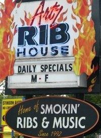 Artz Rib House