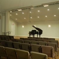 Blackerby Recital Hall & Violin Shop